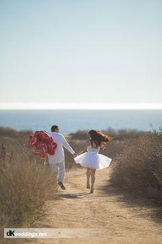 Engagement | Perla & Juan | Panther Beach » dkweddings.net
