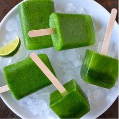 Die wohl gesündeste Erfrischung des Sommers: Gemüse-Eis