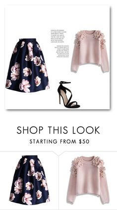 """"""".."""" by alma-mesic on Polyvore featuring Chicwish, Carvela, women's clothing, women's fashion, women, female, woman, misses and juniors"""