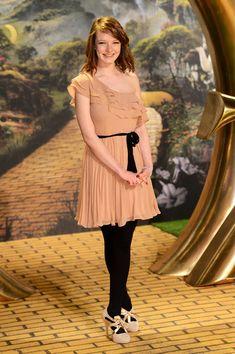 Dakota Blue Richards Photos - 'Oz: The Great And Powerful' Premiere - Zimbio