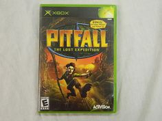 Pitfall - The Lost Expedition - August 2014