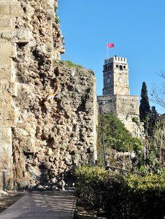 Antalya, Old Town, Kaleiçi