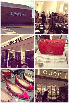 STLFW: Blogger Brunch + Saks Fifth Avenue