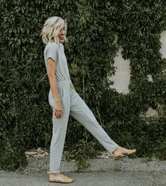 """3,767 Likes, 36 Comments - ROOLEE Boutique (@rooleeboutique) on Instagram: """"On weekends we wear comfy jumpsuits --- and every other day! Sadie Jumpsuit: $39.99 Also available…"""""""