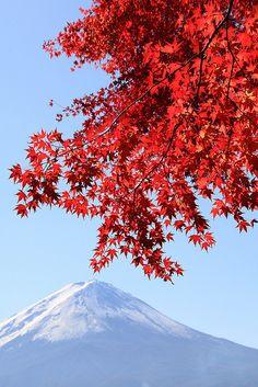 Mt. Fuji by skyseeker on Flickr.