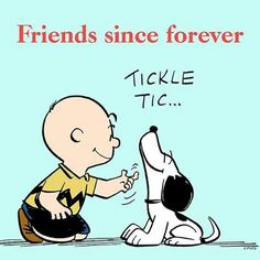 Friends since forever