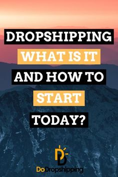 Business Tips, Online Business, Business Opportunities, Dropshipping Suppliers, Drop Shipping Business, Work From Home Tips, Earn Money Online, Online Income, Starting A Business