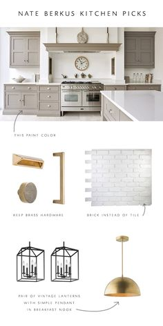 We at Rocky Mountain Hardware are excited to be a part of Coco + Kelley's kitchen remodel! Check out nate berkus' take on the products Cassandra is dreaming of using in her refreshed kitchen. nate berkus gives us his take on our kitchen remodel design! | coco kelley