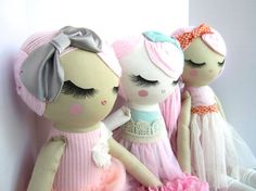Priceless Handmade Doll Made to Order by MendbyRubyGrace on Etsy