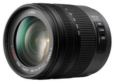 Panasonic 14-140mm F4.0-5.8 H-VS014140 Lens MXN 12400.00