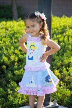 Cute Cinderella outfit