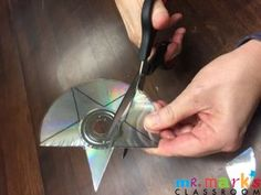 Make Stars Out of CDs!