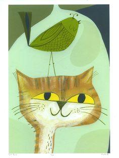 pontos de interesse: As ilustrações de Matte Stephens.