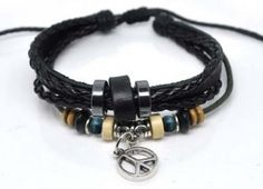 Male Fashion Wristbands - New Hip Male Fashion Accessory - itsNOTFORgirls.com