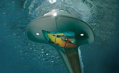Voyage to the Bottom of the Sea--Seaview and Flying Sub