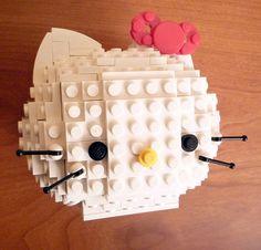 Lego Hello Kitty - hellokt1 by car_mp, via Flickr