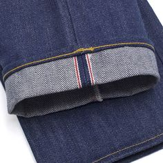 Samurai Jeans - S5000AI 24 oz. Natural Indigo Raw Denim