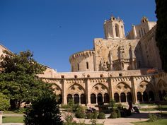 Tarragona Cathedral- salou spain
