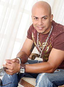 Michael Stuart puerto rican salsa singer
