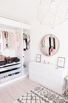 Bedroom/closet goals