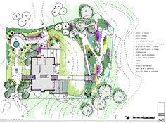 dibujo jardines diseño 08 Diseño de Jardines: Proceso II croquis y dibujos