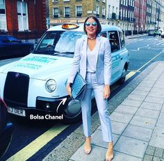 Luma Costa mostra detalhes de seus looks durante viagem em Londres (Foto: Instagram / Reprodução)