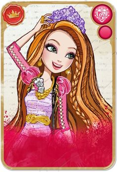 Holly O'Hair - Ever After High