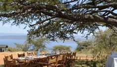 Mbweha Camp is tucked away in the spectacular Great Rift Valley on the private 6400 acre Congreve Conservancy bordering Lake Nakuru National Park.