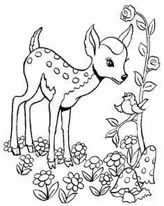 Ausmalbilder Tiere 32 | Schablonen | Pinterest | Färben, Tiere und ...