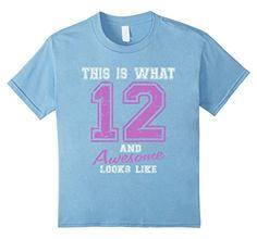 unisex-child 12th Birthday T shirts For Girls Gift Ideas ... https://www.amazon.com/dp/B071G3JRD9/ref=cm_sw_r_pi_dp_x_I1Wnzb2ND4P5P