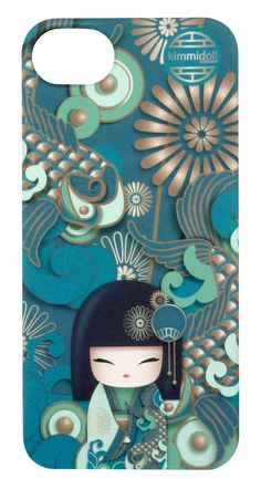 Kimmidoll kunststof hardcase voor iPhone 5 met afbeelding, Yoshiko (Good Luck). My spirit is generous and grateful. Your generosity in sharing your own good fortune with others reveals the true meaning of my spirit. May your appreciative nature and your love of giving bring you joy and fulfilment, and may life continue to bring you [...]