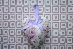 Make your own Lavender Heart with our tutorial from crafty blogger Miss Jojangles.