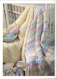 Make One For Baby Leisure Arts 2756 by KnitKnacksCreations