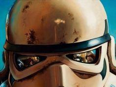 +50 geniales ilustraciones de Star Wars - Taringa!