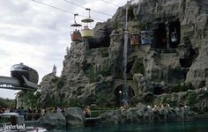 Disneyland Skyway and Matterhorn, Two of my favorite rides!, They no longer have skyway