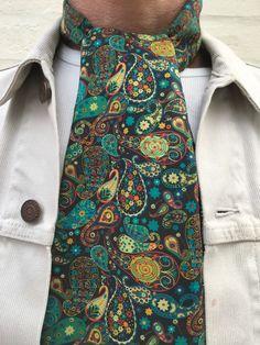 Liberty Karm 1 Paisley Silk scarf