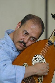 Tunisian artist Lotfi Boushnak