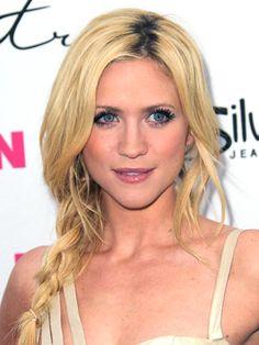 Brittany Snow Hairstyles - March 24, 2011 - DailyMakeover.com