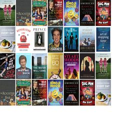 """Saturday, October 28, 2017: The Plainfield-Guilford Township Public Library has 20 new bestsellers in the Top Choices section.   The new titles this week include """"Sisters First: Stories from Our Wild and Wonderful Life,"""" """"The Rooster Bar,"""" and """"The Pioneer Woman Cooks: Come and Get It! Simple, Scrumptious Recipes for Crazy Busy Lives."""""""