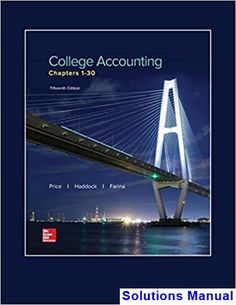 Test bank downloadable for principles of auditing and other college accounting chapters 1 30 15th edition price solutions manual test bank solutions manual fandeluxe Gallery