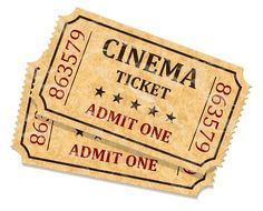 Wallmonkeys Retro Cinema Tickets on White Background Peel and Stick Wall Decals in W x 15 in H) *** You can find out more details at the link of the image-affiliate link. Girl College Dorms, College Life, College Students, Cinema Ticket, Cinema Cinema, College Checklist, College Hacks, Movie Tickets, Aesthetic Stickers