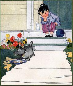 Tales of Little Dogs - Janet Laura Scott, illustrator