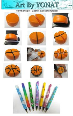 Basketball Cane by Art by Yonat