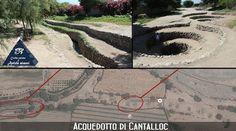 """NAZCA pozzi Nazca, chiamati """"puquios"""", che compongono l'acquedotto di Cantalloc. Questa è un'opera di ingegneria idraulica molto complessa, realizzata dalla popolazione Nazca circa 1500 anni fa.L'acquedotto assicurava l'approvvigionamento idrico alla città di Nazca e ai campi circostanti, permettendo la coltivazione di cotone, fagioli, patate, ecc,"""