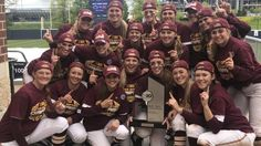 The No. 4/4 University of Minnesota Gophers are the 2017 Big Ten regular season champions after routing Penn State 14-1 in five innings this afternoon.