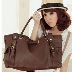 Fashion Lady PU Handbag