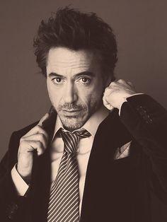 Robert Downey Jr - Did I post this already? I'll just post it again...