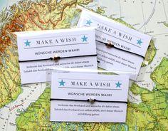 MAKE+A+WISH+-+Wunscharmband+mit+Sternchen+von+PERSICO+-+Glasperlenschmuck+auf+DaWanda.com