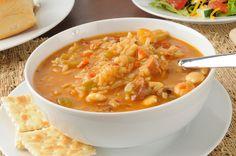 Classic Creole: Louisiana Gumbo; change andouilli sausage to keilbasa for a change in flavor