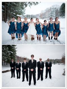 winter wedding Susannah Gill Photography Lots of photography ideas. Love the last one:)